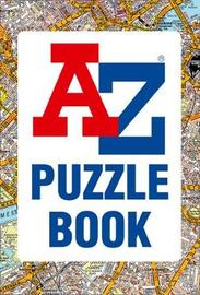 A -Z Puzzle Book by Collins UK