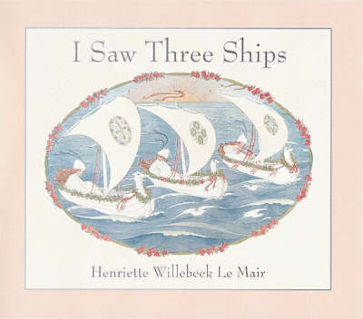 I Saw Three Ships by H. Willebeek le Mair image