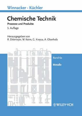 Winnacker-Kuchler: Chemische Technik image