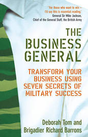 The Business General by Deborah Tom image