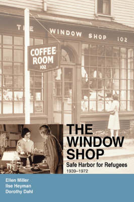 The Window Shop: Safe Harbor for Refugees by Ellen Miller, DVM (Colorado State University, Fort Collins Dipl ACVIM, Colorado State University, Fort Collins, CO Dipl ACVIM, Colorado State Universi image