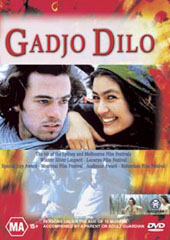 Gadjo Dilo on DVD