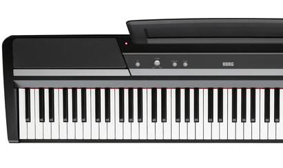 korg sp170s digital piano black at mighty ape nz. Black Bedroom Furniture Sets. Home Design Ideas