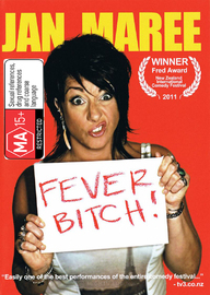 Jan Maree: Fever Bitch! on DVD