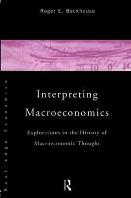 Interpreting Macroeconomics by Roger E. Backhouse image