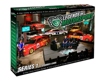 Shannons Legends Of Motorsport Series 1 Collector's Set on DVD
