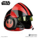 Star Wars: Poe Dameron (Black Squadron) - Helmet Replica