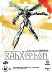 Rahxephon - Vol. 1: Threshold on DVD