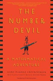 Number Devil: a Mathematical Adventure by Hans Magnus Enzensberger