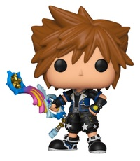 Kingdom Hearts III - Sora (Drive Form) Pop! Vinyl Figure