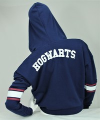 Harry Potter: Hogwarts Varsity - Lace-Up Hoodie (Small) image