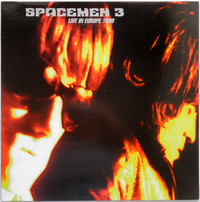 Live In Europe 1989 by Spacemen 3