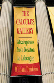 The Calculus Gallery by William Dunham image