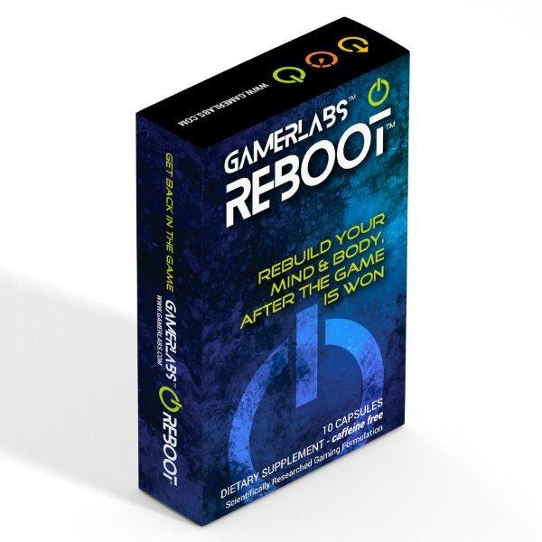 Gamerlabs: Reboot - Single Pack | 10 Capsules