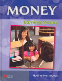 Money Earning Money Macmillan Library by Heather Hammonds image