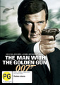 The Man With the Golden Gun (2012 Version) on DVD