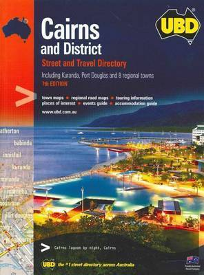 UBD Cairns Street Directory