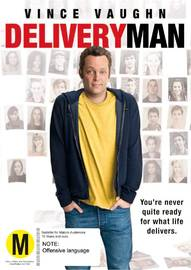 Delivery Man on DVD