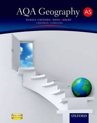 AQA Geography for AS Student Book by Simon Ross
