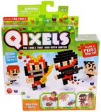 Qixels S1 Theme Refill Pack - Martial Arts
