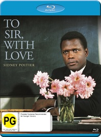 To Sir With Love on Blu-ray
