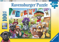 Ravensburger - Bunter Waschtag Puzzle (100pc)