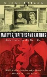 Martyrs, Traitors and Patriots by Sheri Laizer image