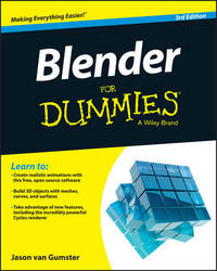 Blender for Dummies, 3rd Edition by Jason Van Gumster