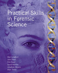 Practical Skills in Forensic Science by Alan Langford image