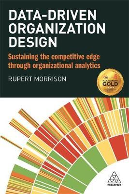 Data-driven Organization Design by Rupert Morrison image