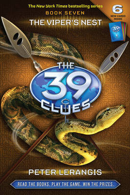 The Viper's Nest (39 Clues #7) by Peter Lerangis image