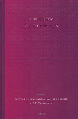 Freedom of Religion by Abraham van de Beek image