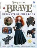 Ultimate Sticker Book: Brave by Dorling Kindersley