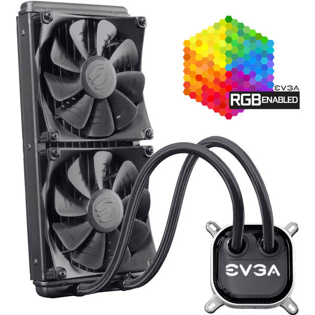 EVGA 280 RGB LED AIO Water Cooler