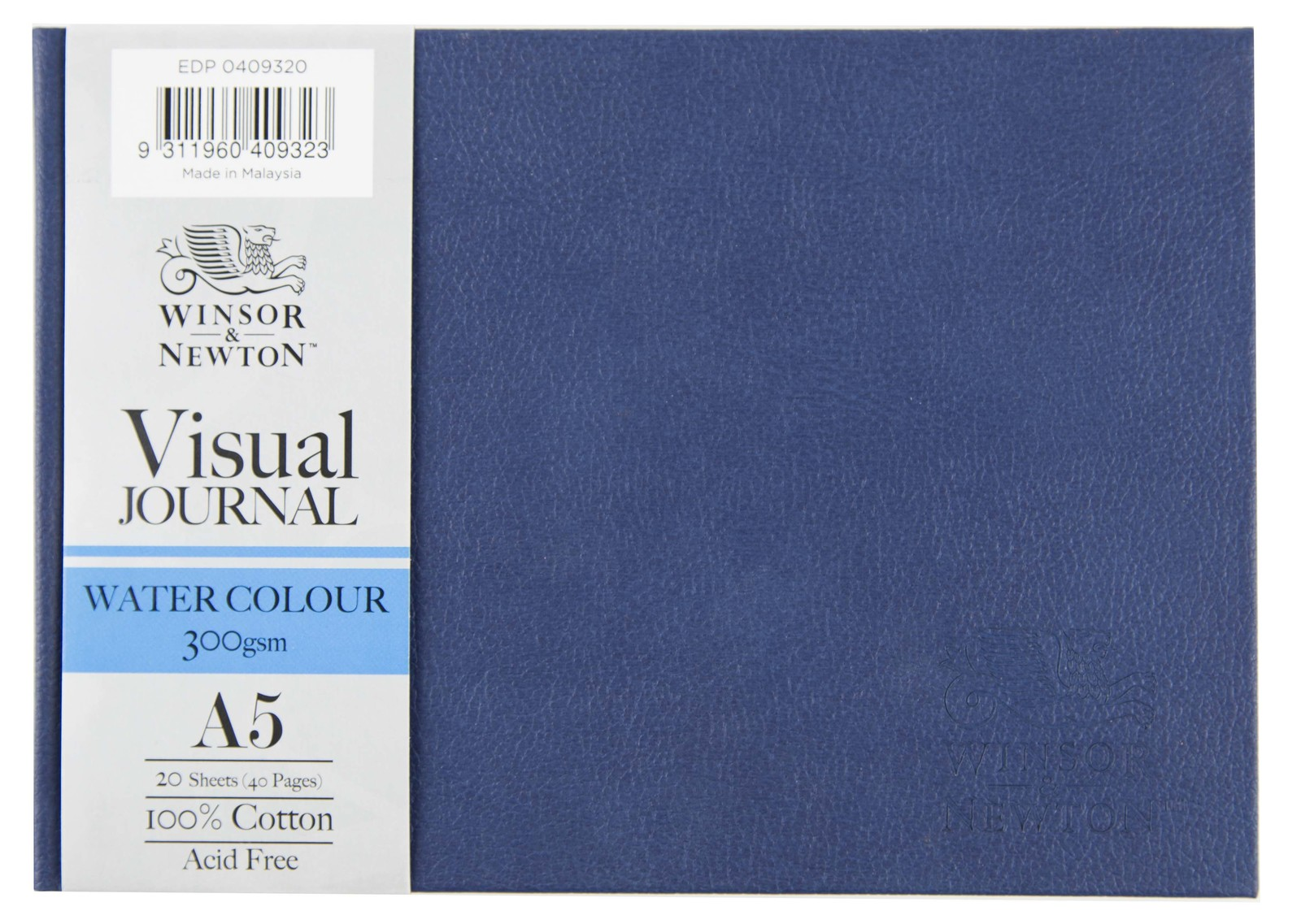 Winsor & Newton: Hardbound Watercolour Journal - A5 (300gsm) image