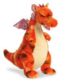"Aurora: Soreth The Fire Dragon - 14"" Plush"