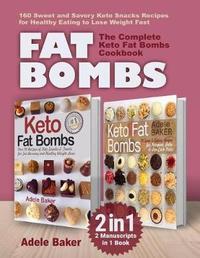 Fat Bombs by Adele Baker