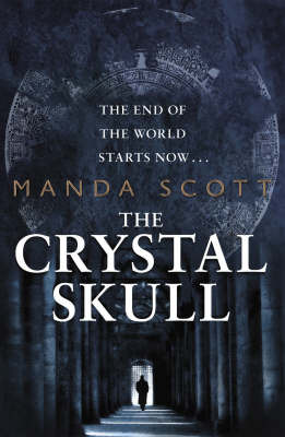 The Crystal Skull by Manda Scott image