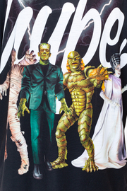 Just Hype: Mens T-Shirt - Monster Squad Script XL image