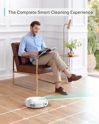 Eufy RoboVac L70 Robot Vacuum - White