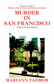 Murder in San Francisco by Mariann Tadmor image