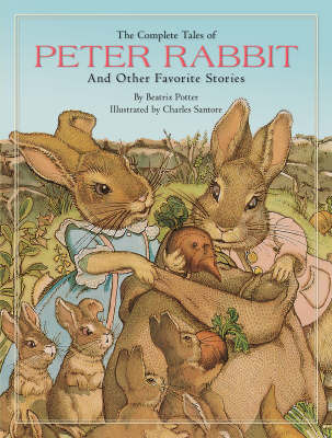 The Complete Tales of Peter Rabbit by Beatrix Potter image
