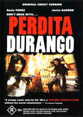 Perdita Durango on DVD