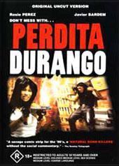 Perdita Durango on DVD