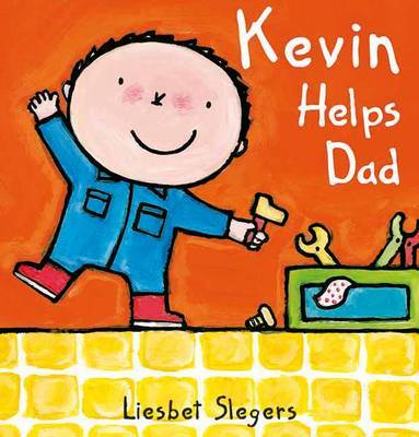 Kevin Helps Dad by Liesbet Slegers image