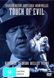 A Touch Of Evil DVD