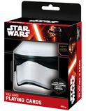 Star Wars: Storm Trooper Helmet - Playing Cards
