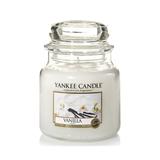 Yankee Candle Medium Jar - Vanilla (411g)