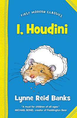 I, Houdini by Lynne Reid Banks image