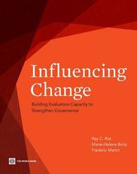 Influencing Change by Ray C Rist